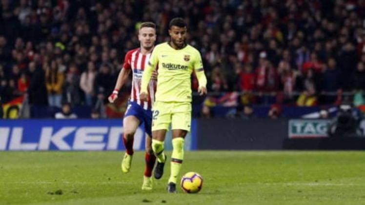MORNO: Com apenas mais uma temporada de contrato no Barcelona, o meia Rafinha Alcântara está determinado a continuar no clube catalão e deseja lutar por espaço no time de Ronald Koeman. Segundo o jornal