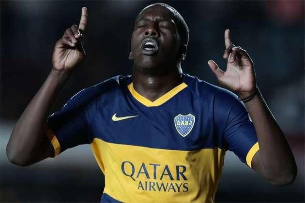MORNO - Contratado junto ao Gimnasia la Plata, Jan Hurtado não correspondeu no Boca Juniors. De acordo com o jornalista Matías Bustos Milla, da TNT Sports, o staff de Hurtado gostaria que o jogador atuasse no Brasil.