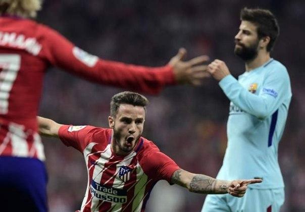 MORNO - De acordo com o 'AS', Saúl é um dos jogadores mais valiosos do Atlético de Madrid e é desejado pelo Manchester United. Com isso, o Atlético pode ser forçado a vender sua estrela. O clube deve pedir algo em torno de 65 milhões de libras (cerca de R$ 438 milhões).