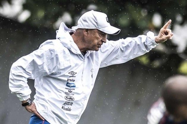 MORNO - Depois da eliminaçãonas quartas de final do Campeonato Paulista, com derrota, por 3 a 1 para a Ponte Preta, na última quinta, a diretoria do Santos ainda estuda se o técnico Jesualdo seguirá comandando o time na sequência da temporada.
