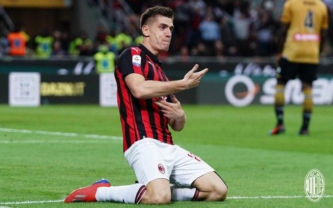 MORNO - Ex-Milan e hoje no Hertha Berlim, o atacante Piatek interessa a Fiorentina, de acordo com o 'Calciomercato'. O portal avança que o clube germânico deseja receber 25 milhões de euros (R$ 163 milhões) para liberar o jogador à Viola.