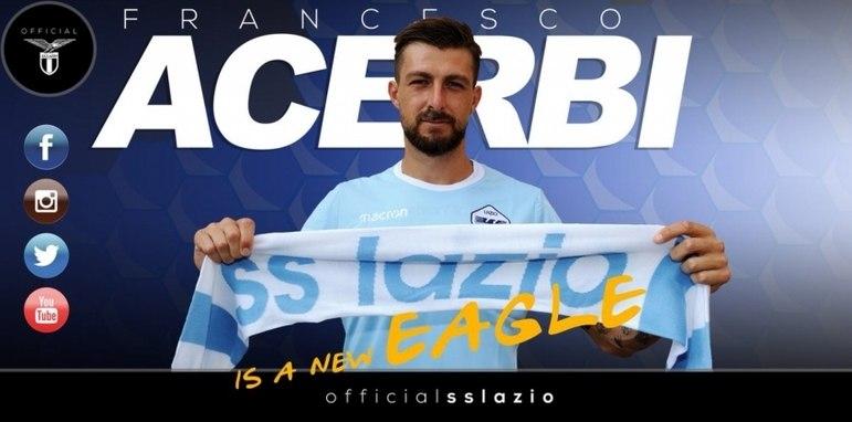 MORNO: Fazendo uma grande temporada na Itália, Francesco Acerbi é alvo de dois grandes clubes para a próxima janela. O Chelsea quer contar com o experiente zagueiro, mas deve enfrentar uma enorme competição da Inter de Milão, de acordo com o 'FCInterNews.It', da Itália.