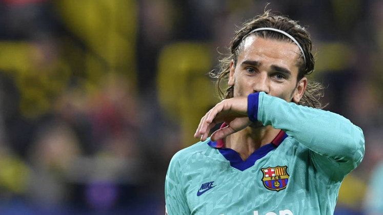 """MORNO - Griezmann, atacante do Barcelona, foi oferecido para a Juventus, de acordo com informações da """"RAI Sports"""". Os clubes que, recentemente, negociaram as operações envolvendo Arthur e Pjanic estão em conversas sobre novas transações."""