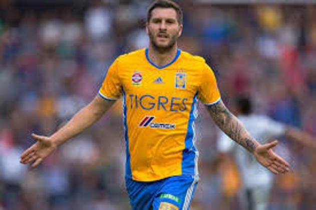 MORNO -  Ismael Sosa, amigo do atacante francês Gignac, afirmou que o jogador deseja atuar na América do Sul, mais precisamente no Boca Juniors. Aos 34 anos, Gignac tem contrato com o Tigres até junho de 2021.