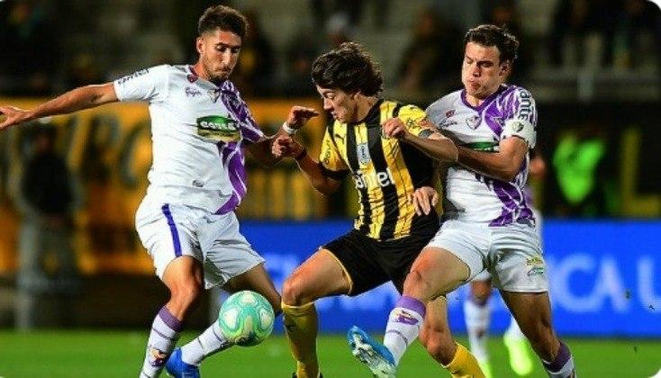 MORNO - Manchester City e Newcastle estão atrás de uma das grandes promessas do futebol uruguaio: Facundo Pellistri, segundo o