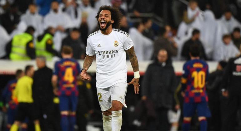 O lateral Marcelo pode ser contratado pelo time de Beckham nos EUA