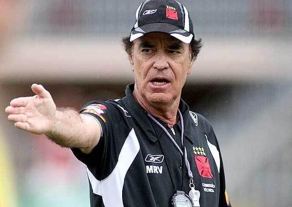 MORNO - Na mesma entrevista, Antônio Lopes afirmou que, por conta da crise financeira que existe no Vasco, o clube precisa contratar reforços certeiros.
