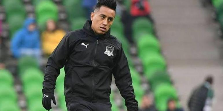 MORNO - Nolberto Solano, lenda do futebol peruano, afirmou à 'La Figura de la Cancha' que uma possibilidade de Cueva se reencontrar no futebol é com a camisa do Boca Juniors. Atualmente, ele está no Pachuca-MEX.
