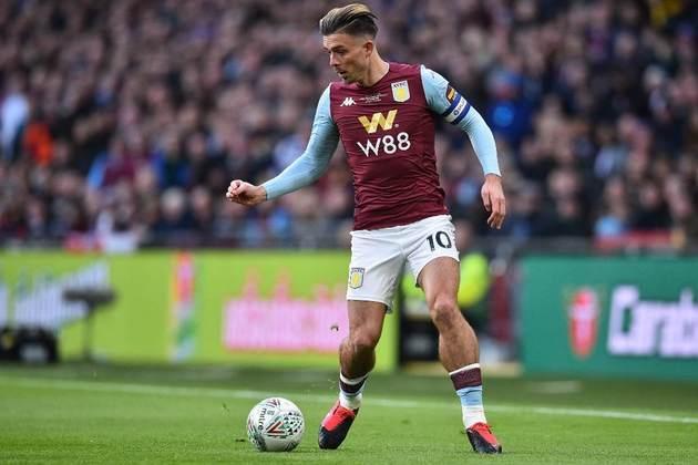 MORNO - O Aston Villa taxou o meio-campista Jack Grealish em cerca de 80 milhões de libras (R$ 516 milhões). O Manchester United é o principal interessado no meia inglês, que era apontado como uma das revelações do país.