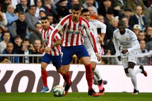 MORNO - O atacante Álvaro Morata, do Atlético de Madrid, entrou na mira da Inter de Milão para a próxima temporada, de acordo com o jornal