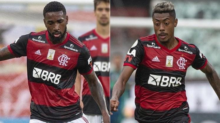 MORNO - O Benfica de Jorge Jesus não desistiu de Gerson e Bruno Henrique. De acordo com informações do jornal