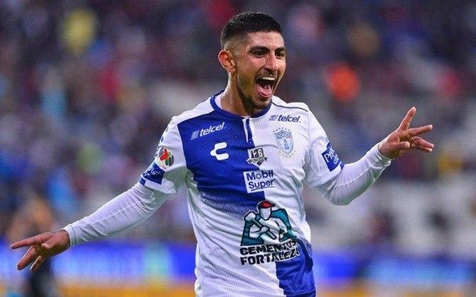 MORNO - O jornal português 'Record' revelou que Victor Guzmán, meia do Pachuca, teve abordagens de clubes da Europa, especificamente da Bundesliga e da Liga da Espanha.