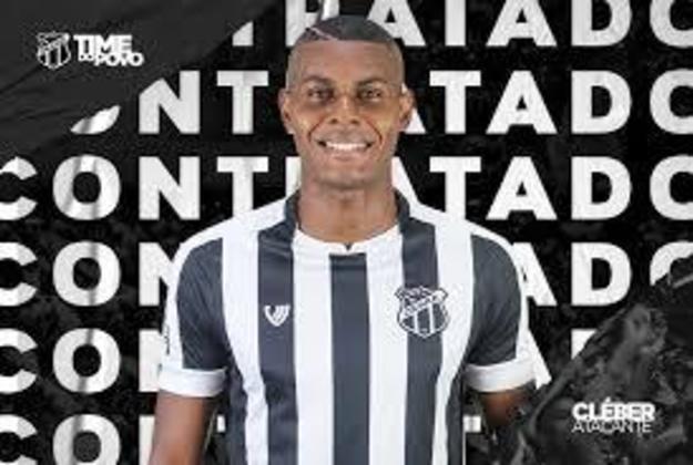 MORNO - O técnico Renato Gaúcho pediu e a diretoria do Grêmio foi atrás do atacante Cléber, que vive uma fase mágica com a camisa do Ceará. De acordo com a publicação do Globo Esporte, o time do Rio Grande do Sul ofereceu R$ 15 milhões por 60% dos direitos federativos do jogador.