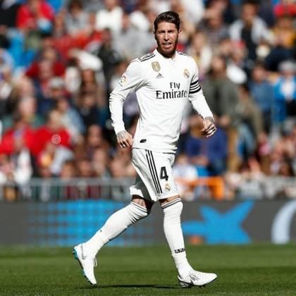 MORNO - O zagueiro Sergio Ramos, do Real Madrid, deve renovar o seu vínculo com o clube merengue até 2022. Porém, o espanhol pensa em atuar na MLS, a liga dos Estados Unidos, na equipe do Inter de Miami, time de David Beckham.