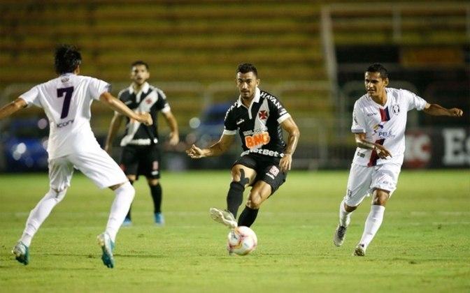 MORNO - Outro da lista de renovações com o Vasco é o meio-campista Raul, de 23 anos. Com acordo até dezembro deste ano, o Vasco deve fazer uma proposta pela renovação do jogador.