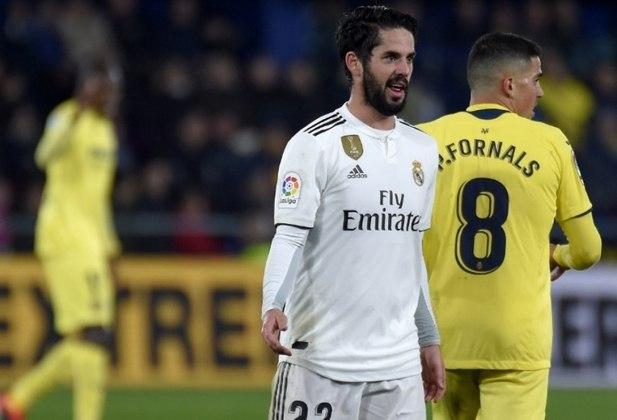 MORNO - Reserva no time de Zinédine Zidane no Real Madrid, o meio-campista Isco deseja deixar o clube espanhol, de acordo com o jornal