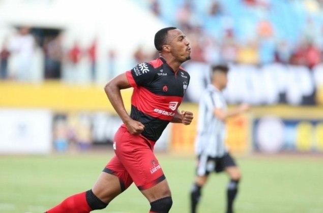 MORNO - Um dos nomes ventilados Botafogo foi o de Marlon Freitas, atualmente no Atlético-GO. Porém, o jogador afirmou em entrevista ao LANCE!, que não pretende deixar a equipe goiana nesse momento.