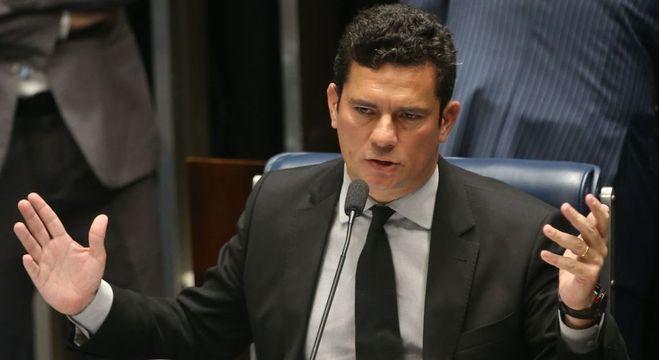 Sérgio moro foi exonerado da UFPR