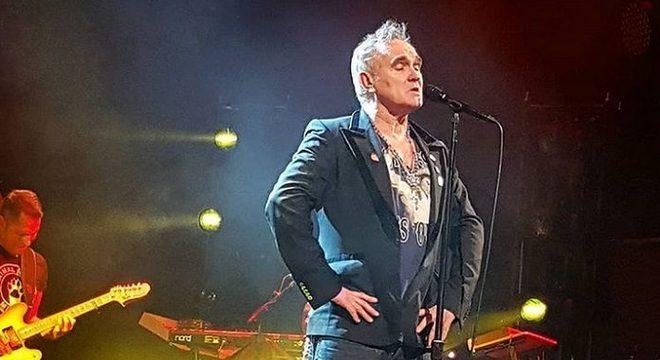 Morrissey na Broadway