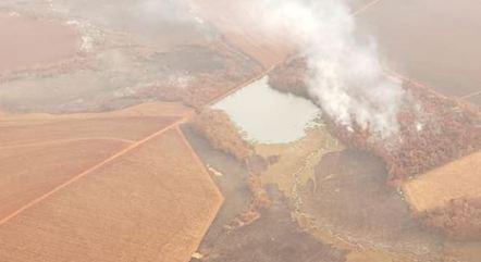 Morro Agudo registrou 32 incêndios em cinco dias