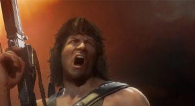 Mortal Kombat 11 Ultimate adiciona John Rambo e outros à arena