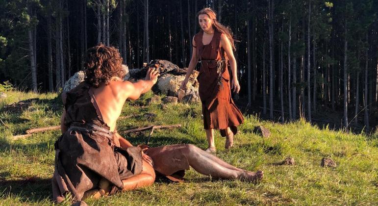 Caim matou Abel no capítulo desta quinta-feira (21) em Gênesis