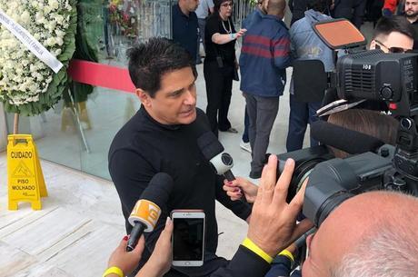 Cesar Filho falou do começo da carreira com Gugu