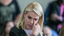 Emocionada, Ana Hickmann desabafa: 'Ele vai fazer muita falta'