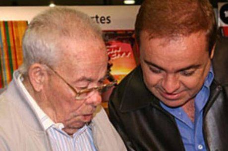 Gugu será sepultado 10 anos após enterro do pai