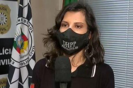 Delegada Roberta Bertoldo fala sobre as investigações do caso