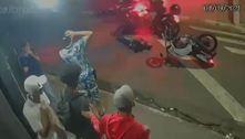 Suspeito morre em colisão de moto após perseguição policial em SP