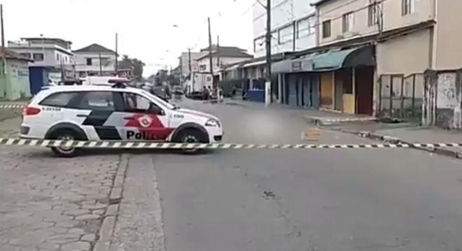 Homem se suicida e mata mais quatro pessoas em São Vicente, em SP