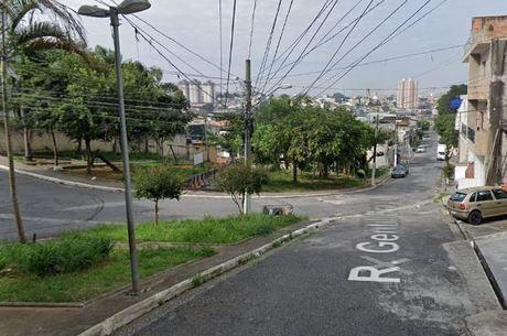 Rua onde jovem matou padrasto nesta terça (15)
