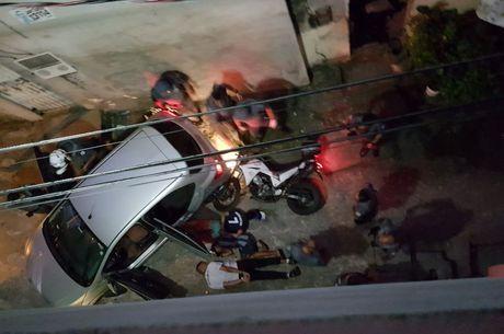 Um morreu e dois ficaram feridos no Capão Redondo
