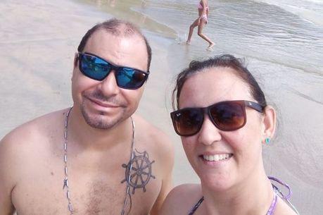 Casal foi encontrado morto com filho em carro carbonizado