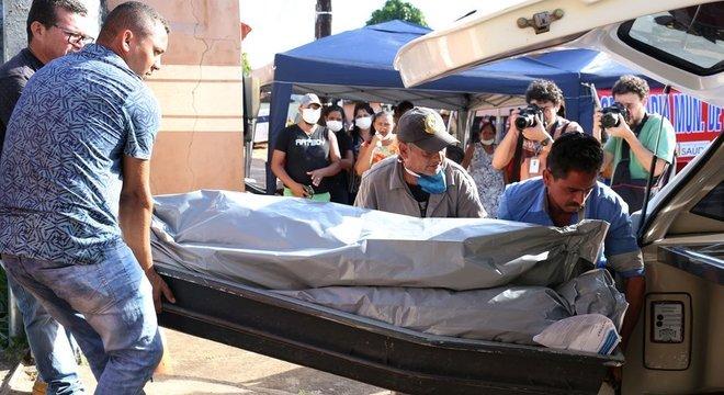 Em 29 de julho,, 58 presos foram mortos em um presídio de Altamira (PA) por membros de uma facção rival - 16 deles foram decapitados