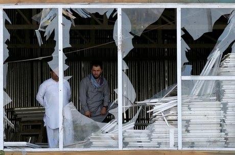 Explosão em Cabul deixou ao menos sete mortos