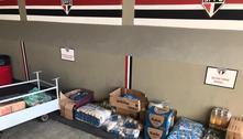 São Paulo abre Morumbi para doações a afetados pela covid