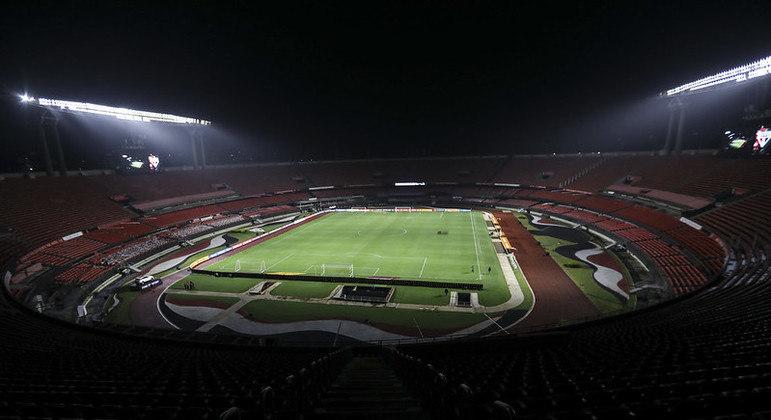Morumbi foi a sede da abertura da Copa América de 2019, realizada no Brasil