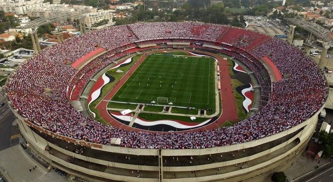 Capacidade do Morumbi foi decisiva para ficar com abertura da Copa América