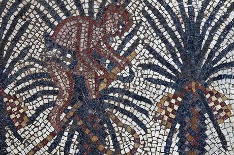 Mosaico do êxodo do Egito é descoberto em Israel