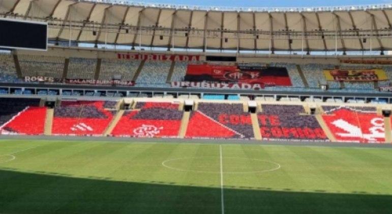 Mosaico Flamengo