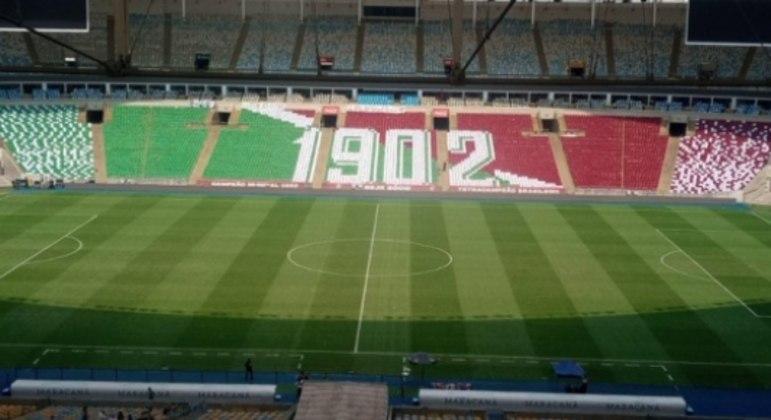 Mosaico Fluminense - Maracanã