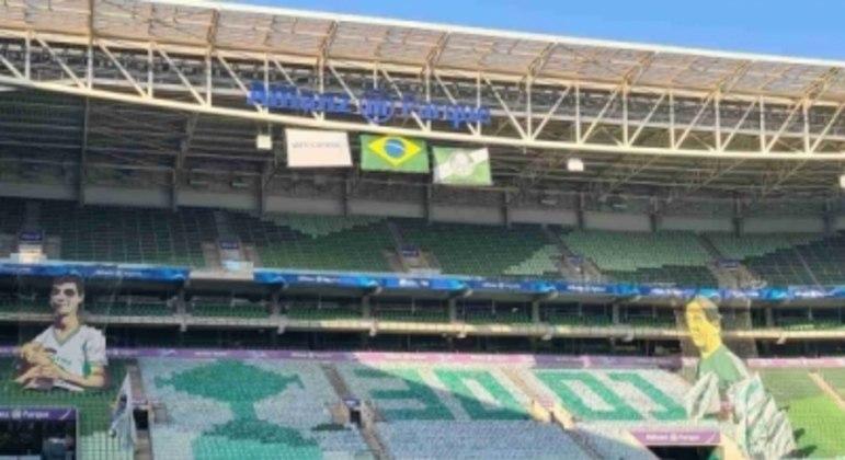 Conquista da Libertadores foi no último dia 30 de janeiro