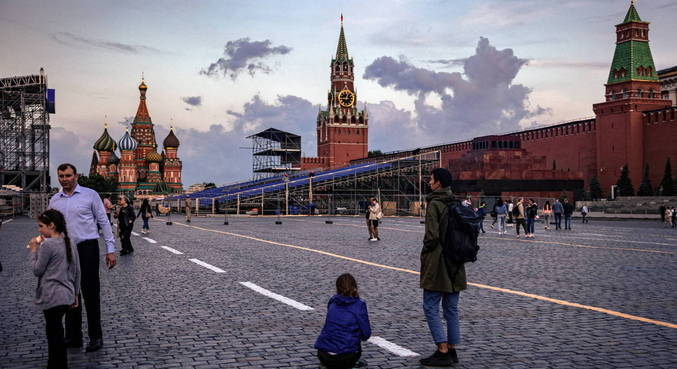 Prefeito de Moscou decreta vacinação obrigatória na cidade