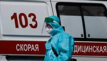Moscou registra recorde de casos diários desde começo da pandemia