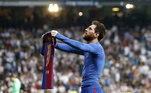 3. Messi - Faltando pouco mais de dois meses para a reabertura do mercado, Messi não parece ter seque a mínima intenção de renovar seu contrato. Dessa forma, se ele quiser, poderá deixar Barcelona de graça em 2021 e assinar com outra equipe
