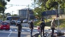 Motos estão envolvidas em 3 a cada 4 acidentes de trânsito em SP