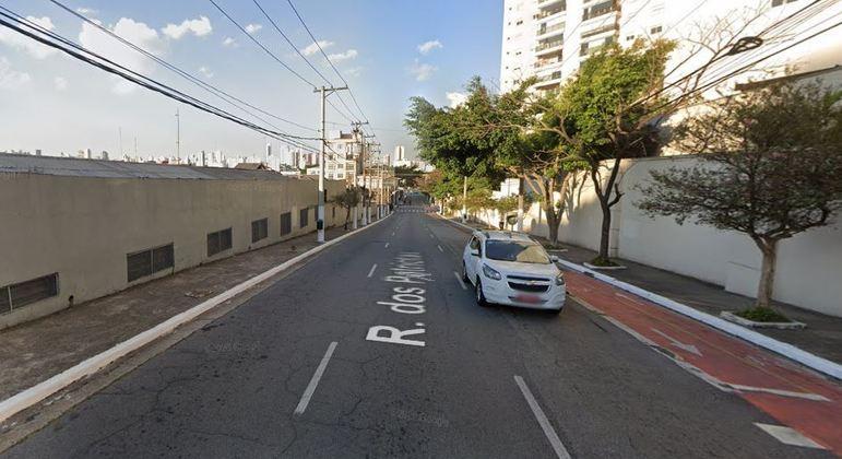 Motoboy de 27 anos foi atropelado e morto na rua dos Patriotas, zona sul de SP