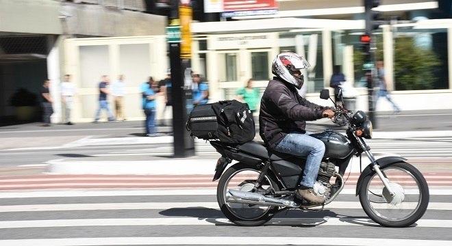 Resultado de imagem para foto motociclista e, sp
